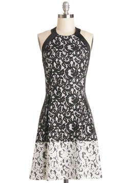 Dauntless Dance Steps Dress