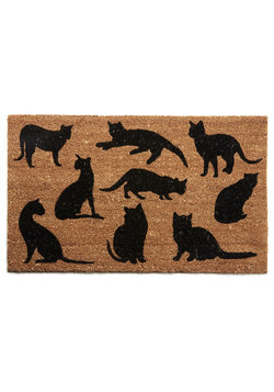 Home & Gifts - Purr-fect Presentation Doormat