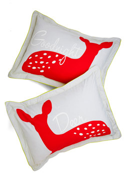 Contemporary Cabin Pillow Sham Set