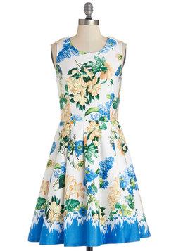 To a High Tea Dress