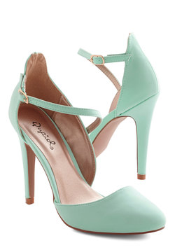 Contemporary Chic Heel