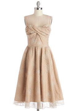 Whimsical Waltz Dress
