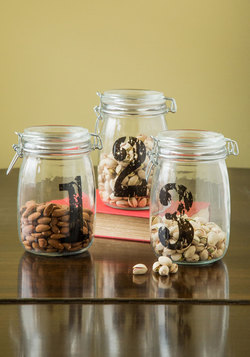 Steps to Sweetness Jar Set