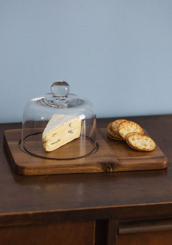 The Best You Can Brie Cheese Board Set - Multi, Wedding, Rustic, Better, Brown, Hostess