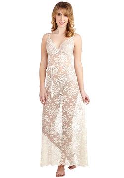 Blissful in the Boudoir Slip Gown