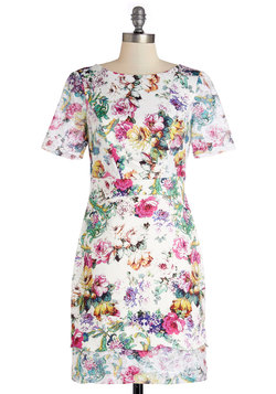 Botanical Promenade Dress