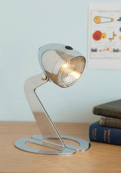 Riding on Inspiration Lamp
