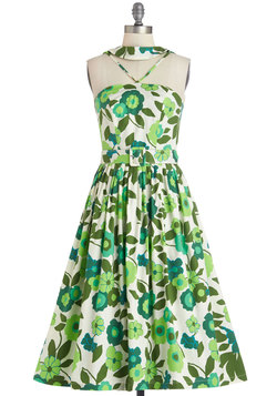 As Lush Would Have It Dress