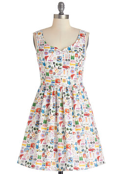 The Mod Life Dress