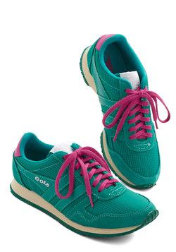 Teal Deal Sneaker