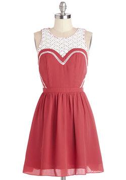Memorable Maneuver Dress