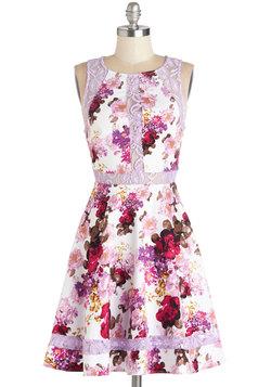 Whole Dine Yards Dress