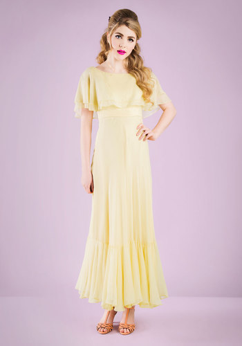 Vintage Belle of the Balcony Dress