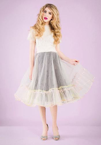 Vintage Luxe Dance Petticoat