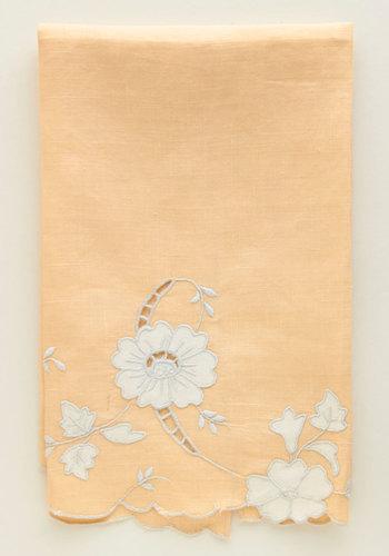 Vintage Crush Confessions Handkerchief