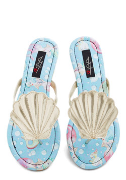 Seashell Belle Sandal