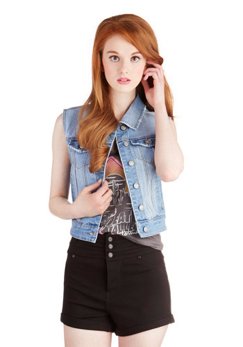 Full of Pep Shorts - High Waist, Good, Black, Non-Denim, Short, Knit, Black, Solid, Buttons, Pockets, Casual, 90s, Spring, Summer, Winter, Ultra High Rise
