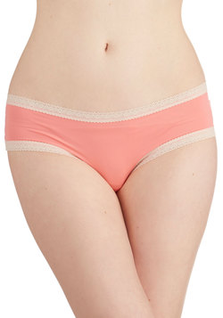 Lighthearted Layer Undies in Watermelon