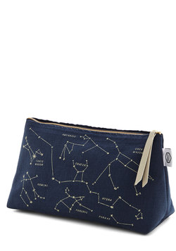 Celestial Chateau Makeup Bag