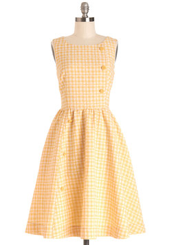 Picnic Poise Dress