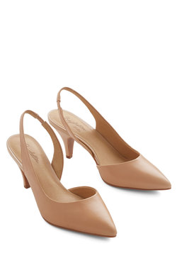 Playtime Heel in Blush