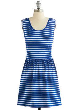Lakeshore Picnic Dress
