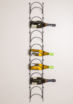 Hang On a Prosecco Wine Rack