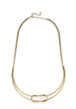 Looped in Loveliness Necklace