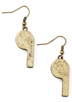 Creative Coach Earrings