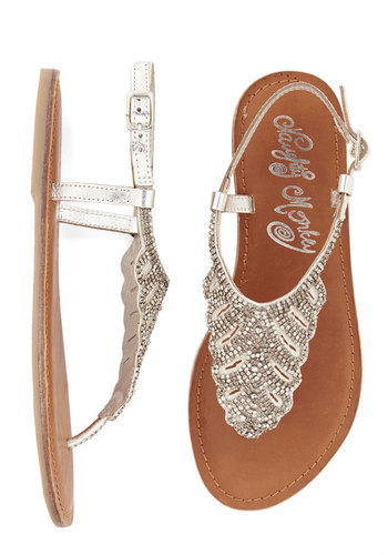 Beneath the Moonlight Sandal