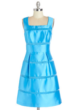 Azure the One for Me Dress