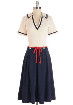 Maritime Manner Dress
