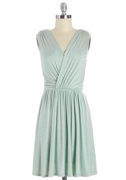 Soft, Sweet Strumming Dress