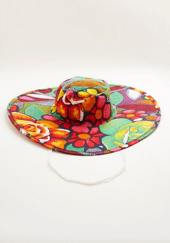 Vintage Summer Sundae Hat