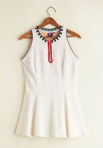 Vintage Early Morning Excursion Dress