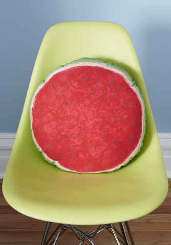 Lounge Fruit Pillow - Summer, Americana, Multi, Food, Better, Red, Green, Fruits, Exclusives