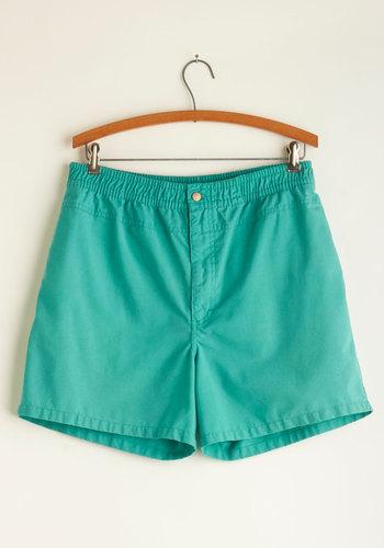 Vintage Salute Demure Shorts