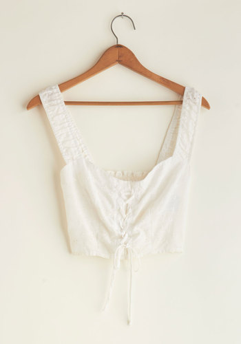 Vintage Welcome Dance Top