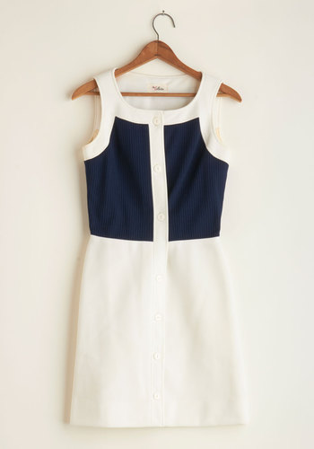 Vintage Sing-Along Starlet Dress