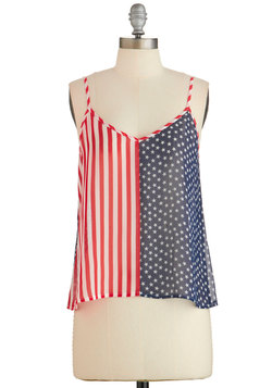 New Arrivals - Radiant Patriot Tank