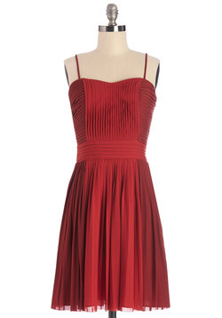Red Carpet Romance Dress