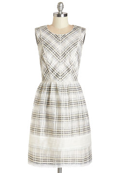Natural Networker Dress