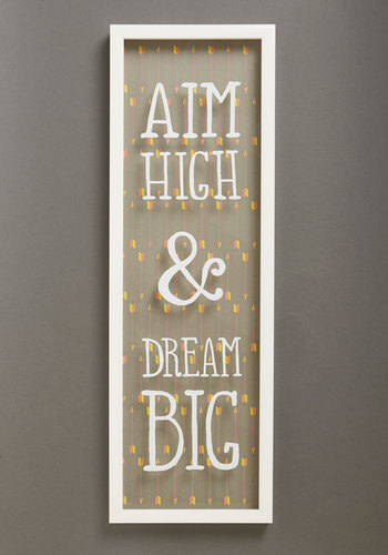 Everyday Encouragement Wall Decor - Multi, Boho, Good, Novelty Print, Sayings, Graduation, Top Rated, 4th of July Sale