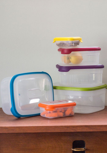 Roy G. Baker Food Storage Set - Multi, Minimal, Better, Eco-Friendly, Hostess
