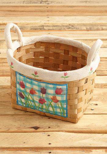 Vintage A Tisket, A Basket