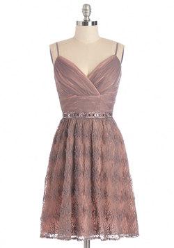 Museum Gala Dress