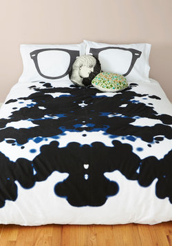 Gifts for Guys - Inking and Dreaming Duvet Cover in Full/Queen