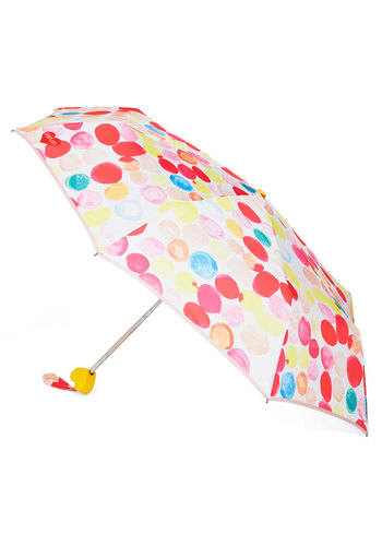 Take a Rain Trek Umbrella - Multi, Polka Dots, Urban, Darling