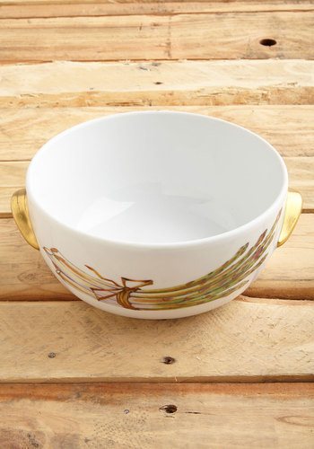 Vintage Picnic of Timeless Bowl