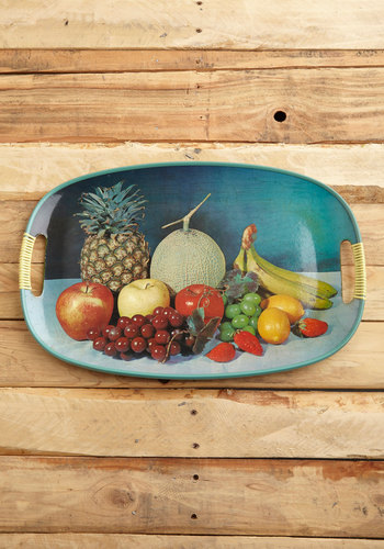 Vintage Fresh Delivery Tray